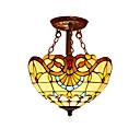 billiga Island Lights-2-Light Takmonterad Glödande Rektangulär Glas Glas LED, designers 110-120V / 220-240V Glödlampa inte inkluderad / E26 / E27