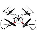 billige Stearinlysdesign-RC Drone JJRC H31 4 Kanaler 6 Akse 2.4G Uten kamera Fjernstyrt quadkopter LED Lys En Tast For Retur Hodeløs Modus Flyvning Med 360