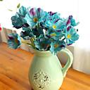 Χαμηλού Κόστους Στρας&Διακοσμητικά-Ψεύτικα λουλούδια 10 Κλαδί Ευρωπαϊκό Στυλ Αιώνια Λουλούδια Λουλούδι για Τραπέζι
