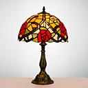 billiga Bordslampor-Tiffany / Traditionell / Klassisk Båge Skrivbordslampa Till Harts 110-120V / 220-240V
