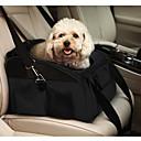 billiga Reseprodukter för hunden-Katt Hund Ryggsäckar Bilsätesskydd Husdjur Transportörer Bärbar Vikbar Enfärgad Grön Ljusblå Khaki grön