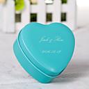 abordables Soportes para Regalo-24 Piezas / Juego Holder favor-Con Forma de Corazón Metal Cajas de regalos Personalizado