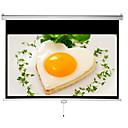 povoljno Soldering Iron & Accessories-makro filmovi autentična 100-inčni 16 9 ekran za zaključavanje dom projektor