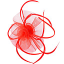 povoljno Nakit za kosu-Žene Vintage Zabava Perje Tekstil Fascinators Vjenčanje Party