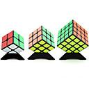 billige Leselys-Magic Cube IQ-kube YONG JUN 3*3*3 4*4*4 2*2 Glatt Hastighetskube Magiske kuber Stresslindrende leker Pedagogisk leke Kubisk Puslespill profesjonelt nivå Hastighet Profesjonell Klassisk & Tidløs Barne