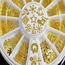 ราคาถูก ที่ทำเล็บเทศกาลคริสมาสต์-glitters เมทัลลิ แฟชั่น คุณภาพสูง ทุกวัน 1