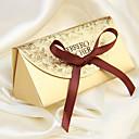 povoljno Kutijice za svadbene poklone-kreativni papir za kartice favorizira držač uz omiljene kutije - 12 vjenčanih favorizira