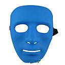 billiga Masker-Halloweenmaskar Maskeradmaskar Plast Skräcktema Vuxna