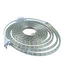 ราคาถูก อุปกรณ์เสริมหลอดไฟ-12m 720 ไฟ LED 5050 SMD ขาวนวล / White / น้ำเงิน Waterproof 220 V / IP65