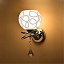 povoljno Zidni svijećnjaci-Modern / Comtemporary Zidne svjetiljke Metal zidna svjetiljka 110-120V / 220-240V 5 W / E26 / E27
