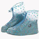 Χαμηλού Κόστους Ρούχα για σκύλους-2pcs Γυμναστήριο, Τρέξιμο & Γιόγκα Κάλυμμα Παπουτσιών Πλαστική ύλη Όλα τα Παπούτσια Όλες οι εποχές Γυναικεία Κόκκινο / Μπλε / Ροζ