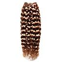 Χαμηλού Κόστους Πλεξούδες μαλλιών-Ινδική Σγουρά 8A επισημασμένο Μαλλιά Υφάνσεις ανθρώπινα μαλλιών Επεκτάσεις ανθρώπινα μαλλιών