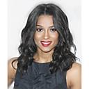 povoljno Perike s ljudskom kosom-Ljudska kosa Full Lace Lace Front Perika stil Brazilska kosa Tijelo Wave Perika 130% Gustoća kose s dječjom kosom Prirodna linija za kosu Afro-američka perika 100% rađeno rukom Žene Srednja dužina