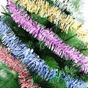 povoljno Božićni ukrasi-dužina 2 m Božić rribbon 2m vune vrhovima vijenac božićno drvce dekoracija vrpce za šifriranje