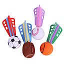billiga Sportleksaker-Hoppbollar Racketleksaker Kasta leksak Rolig Barn Barns Pojkar Flickor Leksaker Present