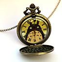 ราคาถูก เครื่องประดับอนิเมะคอสเพลย์-นาฬิกาแขวน / นาฬิกาข้อมือ แรงบันดาลใจจาก โทโทโร่เพื่อนรัก Eren Jager การ์ตูนอานิเมะ ชุดแฟนซี นาฬิกาแขวน / นาฬิกาข้อมือ โลหะผสม สำหรับผู้ชาย ชุดฮาโลวีน