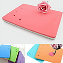 billige Dimmable Ceiling Lights-fondant kake dekorere skum pad sukkercraft blomst modellering pad assortert farge