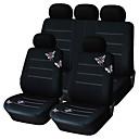 Χαμηλού Κόστους Καλύμματα καθισμάτων αυτοκινήτου-Καλύμματα καθισμάτων αυτοκινήτου Καλύμματα καθισμάτων Υφασμα Κοινό Για