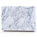 "billige Katteleker-MacBook Etui / Bæreveske Marmor Plast til MacBook Air 13 "" / MacBook Pro 13 "" / MacBook Air 11 """