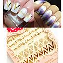 billiga Nagelset-1 pcs 3D Nagelstickers nagel konst manikyr Pedikyr Mode Dagligen / 3D Nail Stickers