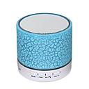 Χαμηλού Κόστους Ηχεία-a9 μίνι φορητό σούπερ μπάσο bluetooth 3.0 usb ηχείο ασύρματο ηχείο bluetooth πράσινο λευκό φως μπλε ανοιχτό ροζ