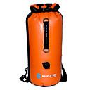 billiga Vattentäta påsar & Torrlådor-MARJAQE® 30L Vätskepaket och väska Flyter Vattentät Bärbar för Simmning Camping Skidåkning