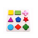 ราคาถูก ของเล่นทางคณิตศาสตร์-เครื่องมือสอน Montessori Building Blocks 3D-puslespill แปลกใหม่ การศึกษา ไม้ เด็กผู้ชาย เด็กผู้หญิง Toy ของขวัญ