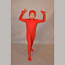 ราคาถูก ชุด Zentai-Ninja ชุดเซนไท สำหรับเด็ก Festival / Holiday Lycra ชุดเทศกาลคานาวาว สีพื้น