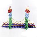 זול בלוקים מגנטיים-103 pcs צעצועים מגנטיים בלוק מגנטי מקלות מגנטיים אריחים מגנטיים אבני בניין מטאלי פלסטי מודרני, חדשני בגדי ריקוד ילדים / מבוגרים בנים בנות צעצועים מתנות