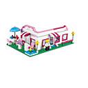 ราคาถูก บล็อกอาคาร-สำหรับเป็นของขวัญ Building Blocks รุ่นและอาคารของเล่น ABS 5 ถึง 7 ปี Toys