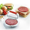 Χαμηλού Κόστους Μάσκες-Πλαστική ύλη DIY Mold Εργαλεία κουζίνας για κρέας 1pc