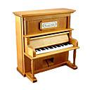 ราคาถูก กล่องดนตรี-กล่องดนตรี Trekk-opp-leker Piano Creative เสียง แปลกใหม่ ไม้ หวาน พิเศษ เด็กผู้ชาย เด็กผู้หญิง Toy ของขวัญ
