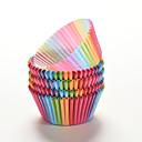 billiga folie Papper-Papper Miljövänlig GDS (Gör det själv) Muffin Paj Gryende Bricka Bakeware verktyg