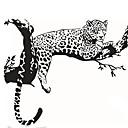 baratos Cortinas 3D-parede tigre pvc adesivos