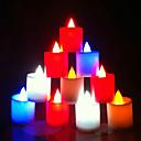 ราคาถูก ของตกแต่งHoliday-ตกแต่งวันคริสมาสต์ ไฟคริสต์มาส อุปกรณ์งานคริสต์มาส Holiday Supplies 5Pcs คริสมาสต์ พลาสติค สายรุ้ง