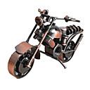 ราคาถูก รถจักรยานยนต์ของเล่น-จอแสดงผลรุ่น ยานพาหนะ Die-Cast รถจักรยานยนต์ของเล่น แปลกใหม่ Moto เมทัลลิก เรทโทร / วินเทจ 1 pcs เด็กผู้ชาย Toy ของขวัญ