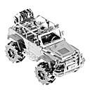 ราคาถูก จิ๊กซอว์3D-PIECECOOL 3D-puslespill Puslespill ปริศนาไม้ รุ่นโลหะ แบบไม้ 1 pcs รถยนต์ Creative เท่ห์ แปลกใหม่ DIY แฟชั่นพังค์ คลาสสิกและถาวร พิเศษ รถแข่ง เด็กผู้ชาย เด็กผู้หญิง Toy ของขวัญ / เมทัลลิก