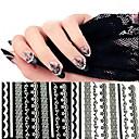billiga dotting verktyg-10pcs spets nagelklister nagelkonstruktion spikverktyg tillbehör