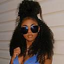 ราคาถูก วิกผมจริง-วิกผมจริง ลูกไม้หน้าไม่มีกาว มีลูกไม้ด้านหน้า วิก สไตล์ ผมบราซิล แอฟริกา Kinky Curly วิก 120% Hair Density ผมเด็ก เส้นผมธรรมชาติ วิกผมแอฟริกันอเมริกัน 100% มือผูก สำหรับผู้หญิง Short ขนาดกลาง ยาว