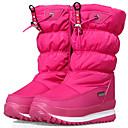 ราคาถูก ของประดับตกแต่งงานแต่งงาน-ทุกเพศ เด็กผู้ชาย เด็กผู้หญิง Winter Boots Cowsuede Leather ไนลอน Skiing ตกต่ำ กันน้ำ ป้องกันการลื่นล้ม การเพิ่มความสูง ฤดูหนาว