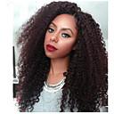 billiga tatuering klistermärken-3 paket Peruanskt hår Afro Kinky Äkta hår Human Hår vävar 8-26 tum Hårförlängning av äkta hår Människohår förlängningar / 8A