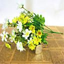 ราคาถูก เสื่อ&พรม-ดอกไม้ประดิษฐ์ 1 สาขา ทุ่งหญ้าชนบท สไตล์ เดซี่ ดอกไม้วางบนโต๊ะ