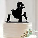 זול קישוטי חתונה-אביזרים לעוגה אקרילי קישוטי חתונה יום הולדת / מסיבת החתונה / יום האהבה אביב / קיץ / סתיו