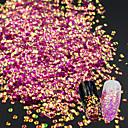 billige fiske Verktøy-1 pcs Glimmer Paljetter Neglekunst Manikyr pedikyr Daglig Glitters / Mote