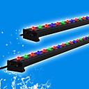 billige Akvarie Dekor og underlag-Led Lys Multifarget Plast Energisparing 220-240 V / #