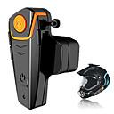 billiga Motorcykel och ATV-delar-Bt-s2 1000m motorcykel a2dp bluetooth intercom trådlöst vattentät interphone hjälm headset mp3 fm radio hjälm headset