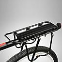 billige Foran og bak Racks-Bike Cargo Rack Bakre rack Maks Lasting 50 kg Justerbare Enkel å installere Aluminiumslegering Fjellsykkel - Svart