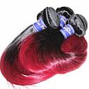 billiga Fläta av remy-människohår-Brasilianskt Remy hår Fläta av remy-människohår Ret Hårförlängning av äkta remy-hår