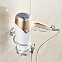 זול מדפי מקלחת-מייבשי שיער עכשווי אלומיניום יחידה 1 - אמבטיה