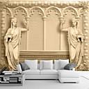 povoljno Mural-Art Deco 3D Početna Dekoracija Clasic Zidnih obloga, Platno Materijal Ljepila potrebna Mural, Soba dekoracija ili zaštita za zid
